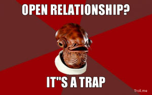 Nothing gets by Admiral Ackbar