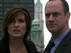 Benson: I'm so confused.