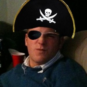 Hugh: Yarrr welcome to me humble abode.