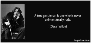 Wasn't Oscar Wilde gay? Not that there's anything wrong with that...